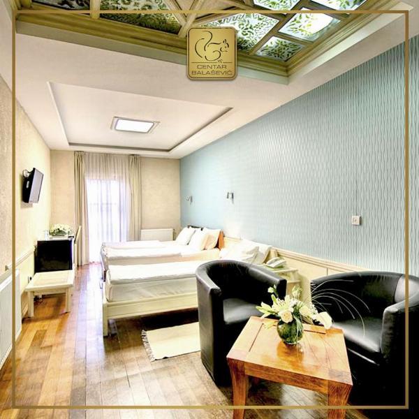 Trokrevetna soba